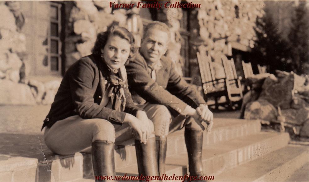 Sedona Legend Helen Frye- the Jack and Helen Frye Story!